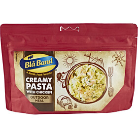 Bla Band Outdoor Meal Creamy Pasta with Chicken